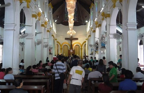 Người Công giáo Lào chuẩn bị cho Đại hội Giới trẻ Á châu