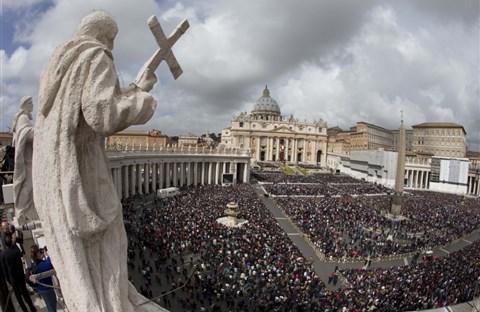 Tìm hiểu về đất nước nhỏ nhất Thế Giới – Vatican