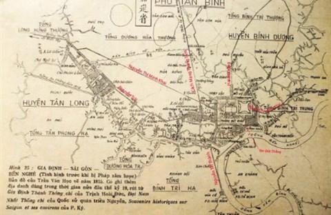 Những con đường Thiên Lý đầu tiên của vùng đất Sài Gòn
