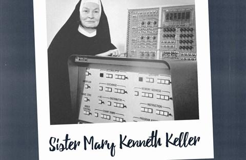 Sơ Mary Kenneth Keller, nhà nghiên cứu tin học và máy tính nổi tiếng