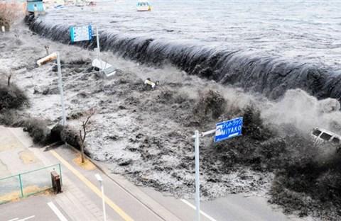 Tại sao có sóng thần?