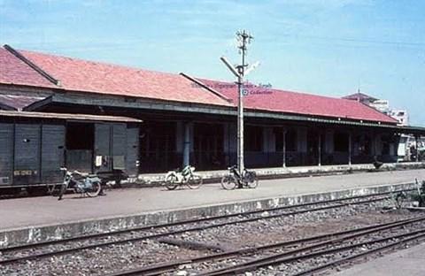 Nhớ ga xe lửa Sài Gòn