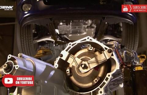 Hộp số tự động của ô tô được sản xuất như thế nào?
