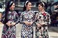 Bộ ảnh áo dài Người Việt Nam hoài niệm Sài Gòn Xưa 2018