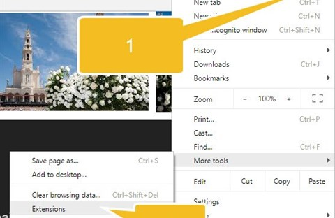 Download hình ảnh từ Internet – Google Image View biến mất làm sao đây?