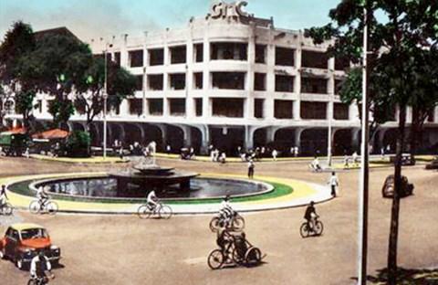 Bồn Kèn - vòng xoay đầu tiên của Sài Gòn