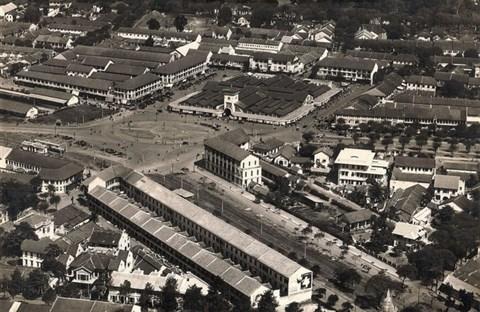 Nhà ga Sài Gòn xưa