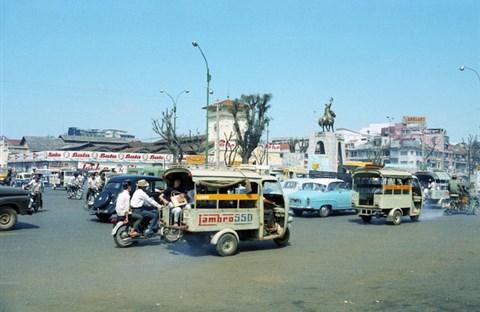 Trung tâm Sài Gòn năm 1967