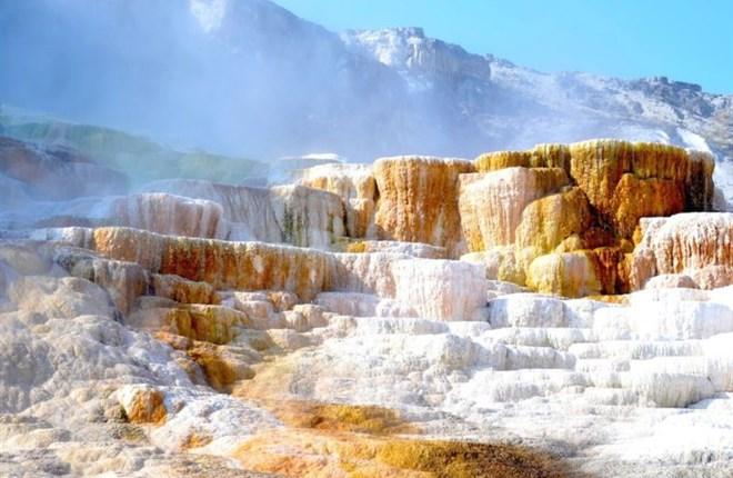 Công viên quốc gia Yellowstone (USA)