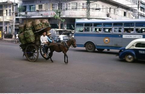 Phương Tiện Di Chuyển Của Người Việt Xưa