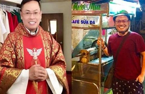 Cậu bé bán bánh trước nhà thờ giờ trở thành linh mục