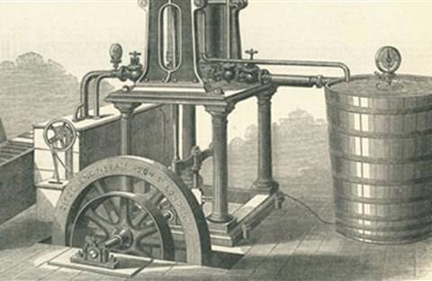 Lịch sử hình thành và phát triển máy điều hòa