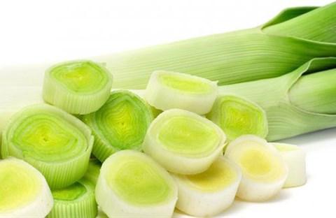 Lợi ích sức khỏe không ngờ của tỏi tây