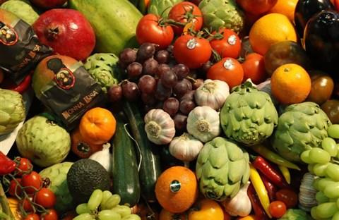 Liên quan giữa thực phẩm và ung thư