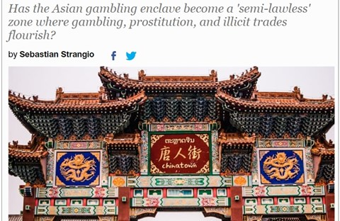 Lào đang trên đường trở thành một chư hầu thuộc địa mới của Trung Quốc