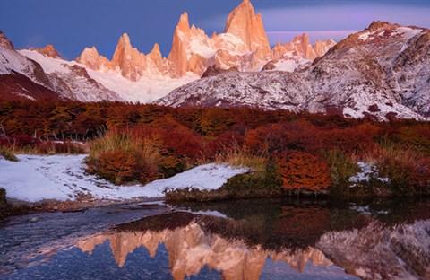 Chiêm ngưỡng Patagonia – Bức tranh tráng lệ đầy sắc màu ở nơi tận cùng thế giới