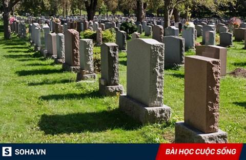 Đoạn văn trên bia mộ vô danh khiến cả thế giới chấn động