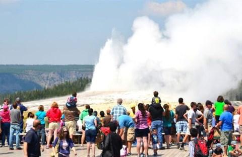 Đệ nhất kỳ quan Yellowstone National Park (Hoa Kỳ)