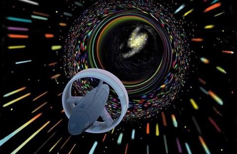 Săn tìm lỗ sâu  Đường hầm xuyên không gian và thời gian