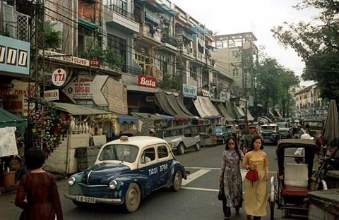 Sài Gòn thập niên 70 qua ống kính nhiếp ảnh gia Mỹ