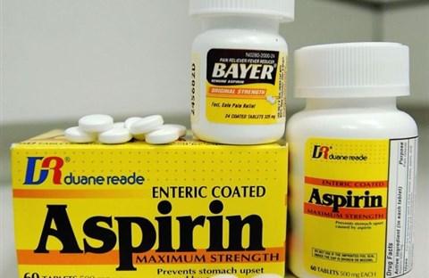 Thuốc Aspirin, một muỗng muối, và 10 ngàn bước chân