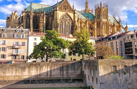 Mùa Noel đi thăm thành phố Metz