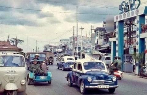 Sài Gòn xưa: Chuyện taxi con cóc