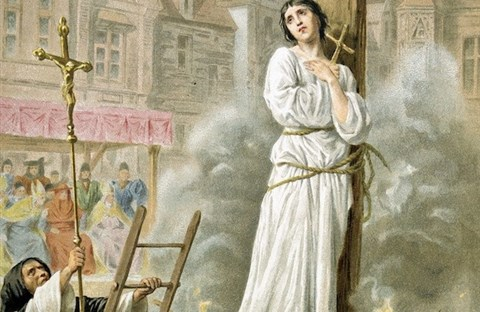 Cuộc đời nữ tướng trẻ lừng lẫy thế giới: Jeanne d'Arc