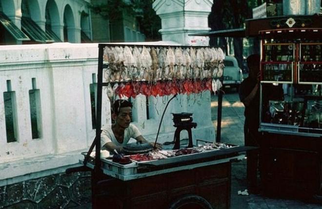 Những món ăn vặt của Sài Gòn xưa