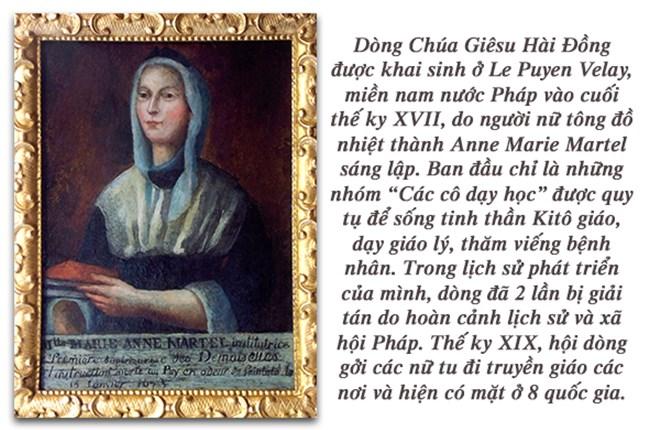 Dòng Chúa Giêsu Hài Đồng