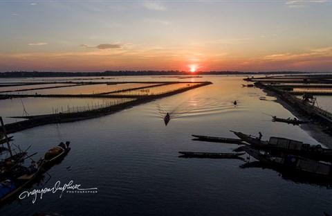 Ghé thăm Văn Quất Động – làng chài yên bình ở Huế