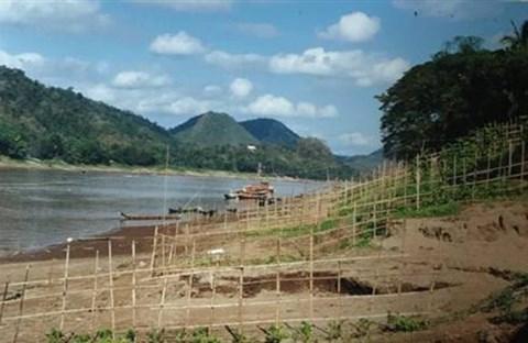 Từ 2007 Việt Nam đã quy hàng chiến lược thủy điện của Lào