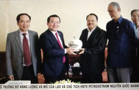 Lào 'lấn tới' với thủy điện Luang Prabang và ứng phó cho Việt Nam