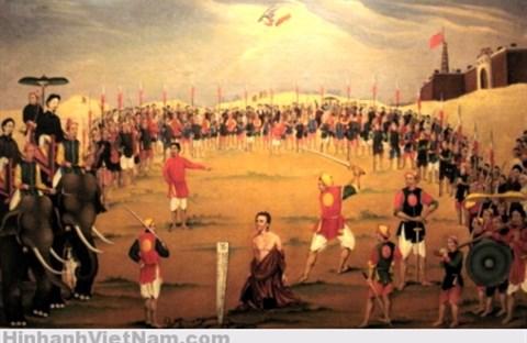 Các Thánh Giáo sĩ tử đạo thời nhà Nguyễn