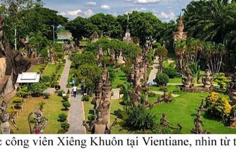 Công viên tượng Phật - Siêu thị tượng Phật
