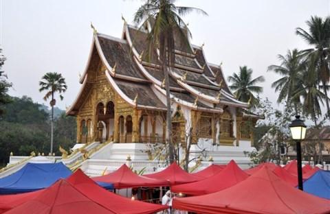 Luang Prabang, nơi chưa bị con người tàn phá nhiều