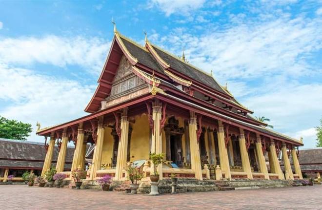 Vientiane (Viêng-chăn) đang là một trong những điểm đến hot nhất Đông Nam Á