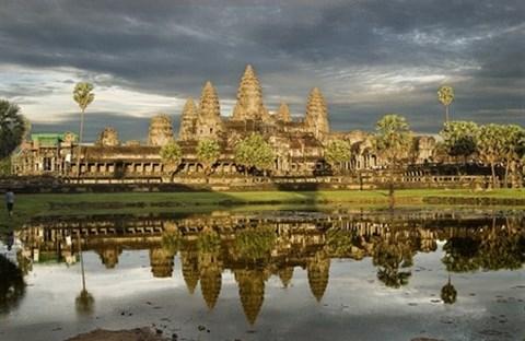 Xây đền Angkor Wat như thế nào?