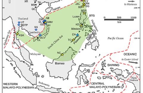 Vương quốc Phù Nam : Huyền thoại và những vấn đề lịch sử