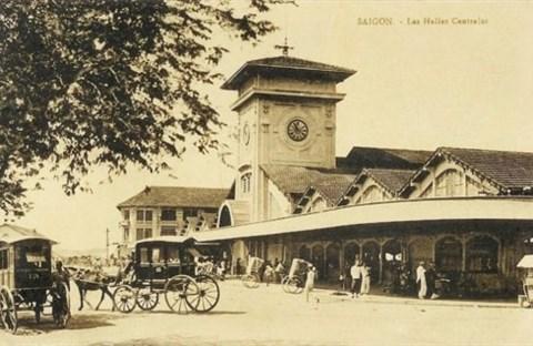 Nguồn gốc tên gọi chợ Bến Thành