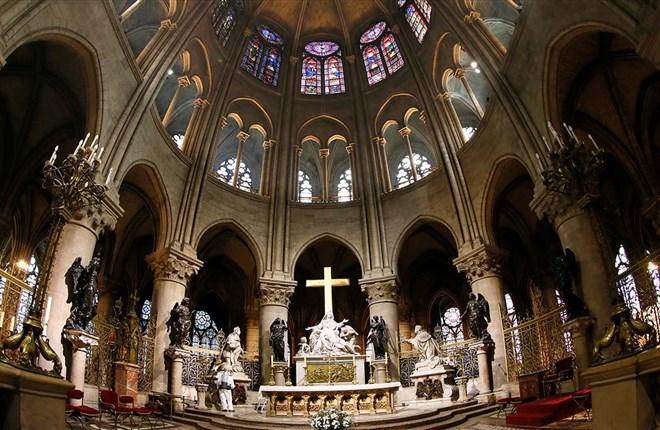 Một số điều có thể bạn chưa biết về Nhà thờ Đức Bà Paris
