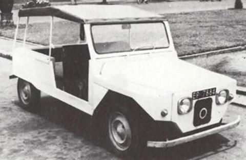 """Hồi ức về xe hơi """"Made in Vietnam"""" trước 1975 qua ảnh"""