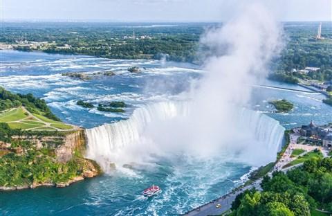 10 thác nước hùng vĩ, tráng lệ nhất trên thế giới