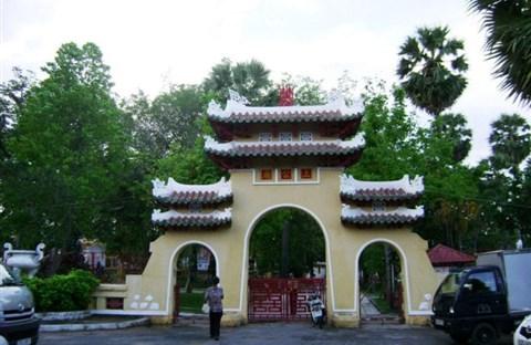 Thăm lăng mộ các bậc hiền nhân Sài Gòn-Gia Định xưa
