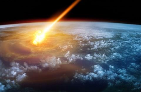 Tiểu hành tinh rơi xuống đất Lào- Dấu vết khủng khiếp