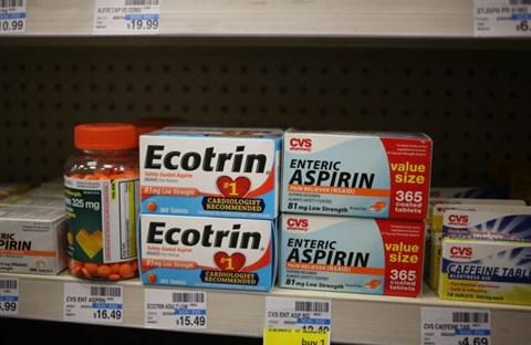 Lợi và hại của thuốc aspirin