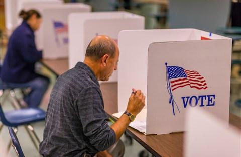 Tại sao ngày bỏ phiếu ở Mỹ lại vào thứ Ba sau Thứ Hai đầu của tháng 11?