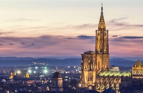 Nhà thờ chính tòa Strasbourg - Pháp