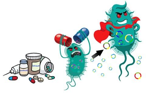Con người đối phó với vi khuẩn kháng thuốc bằng cách nào?