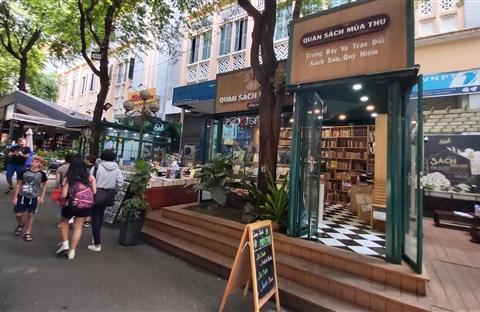 Chuyện Sài Gòn và sách 'trước Bảy Lăm'